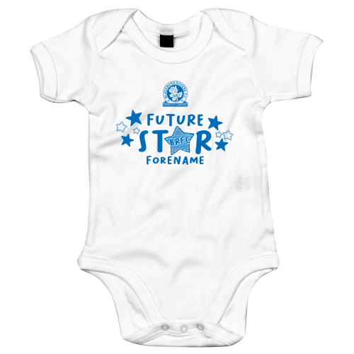 Blackburn Rovers FC Future Star Baby Bodysuit