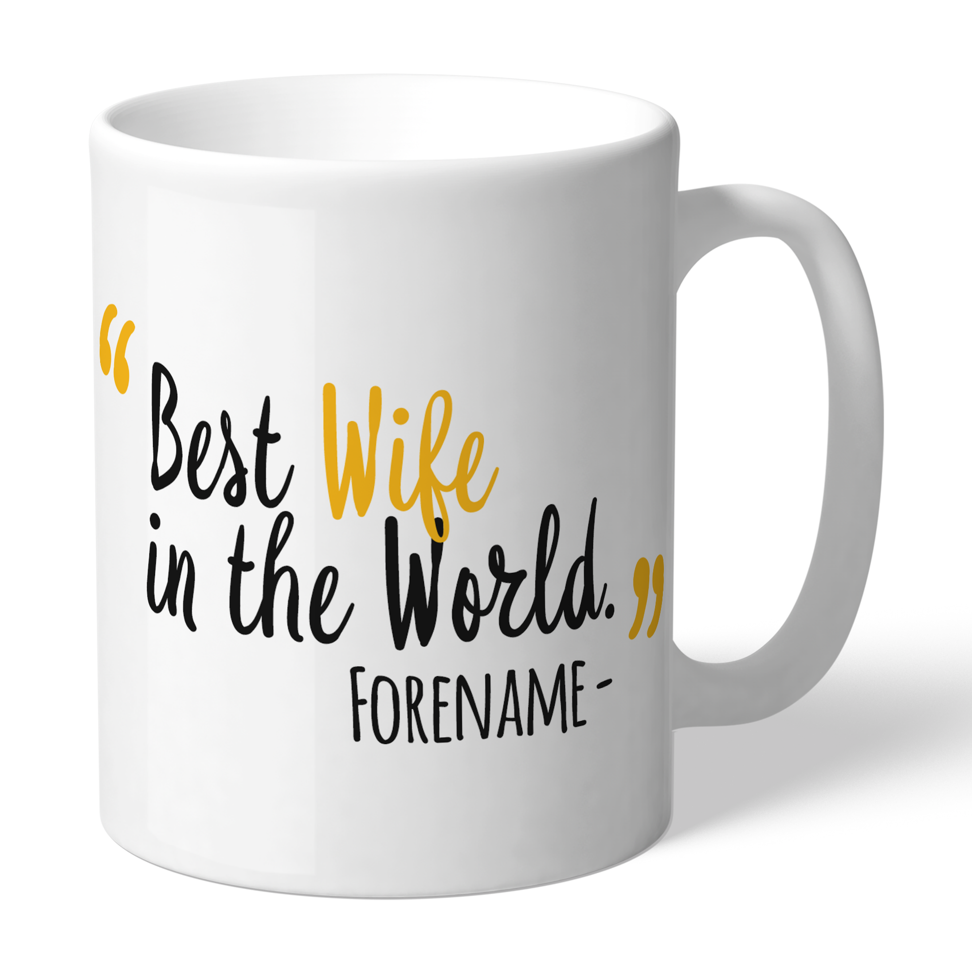 Wolverhampton Wanderers Best Wife In The World Mug