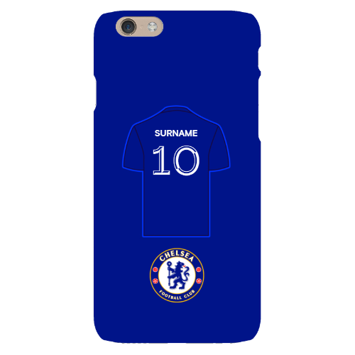 Chelsea FC Shirt iPhone 6/6S Phone Case