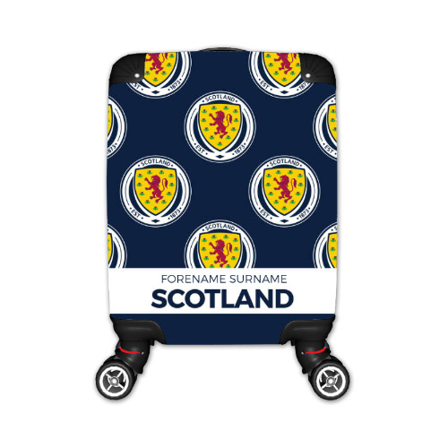 Scotland Mini Crest Kid's Suitcase