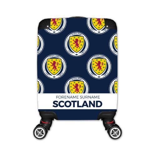 Scotland Mini Crest Kid's Suitcase