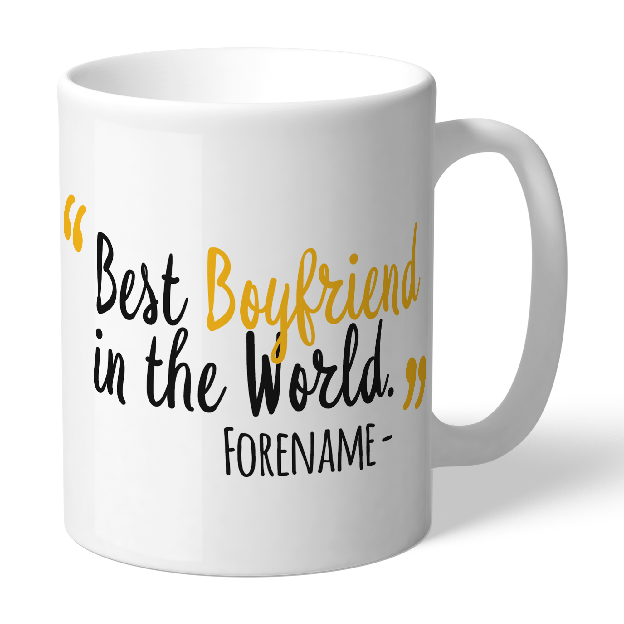 Wolverhampton Wanderers Best Boyfriend In The World Mug