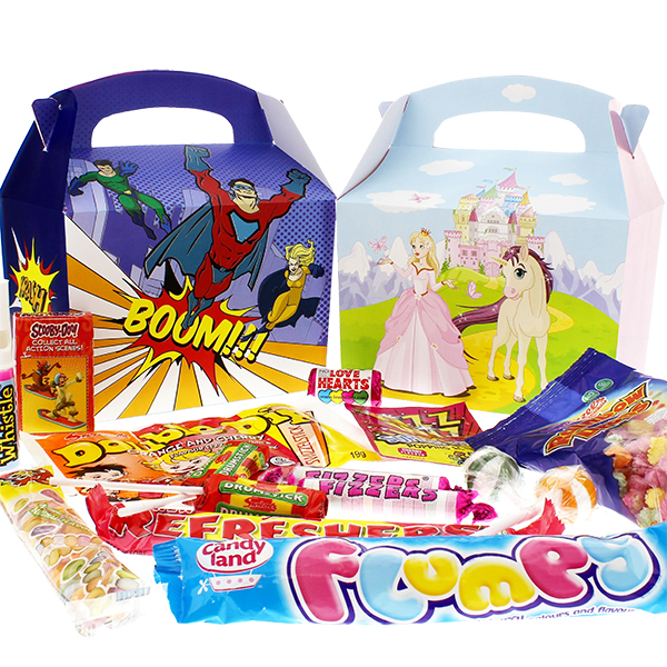 Kids Sweetie Boxes