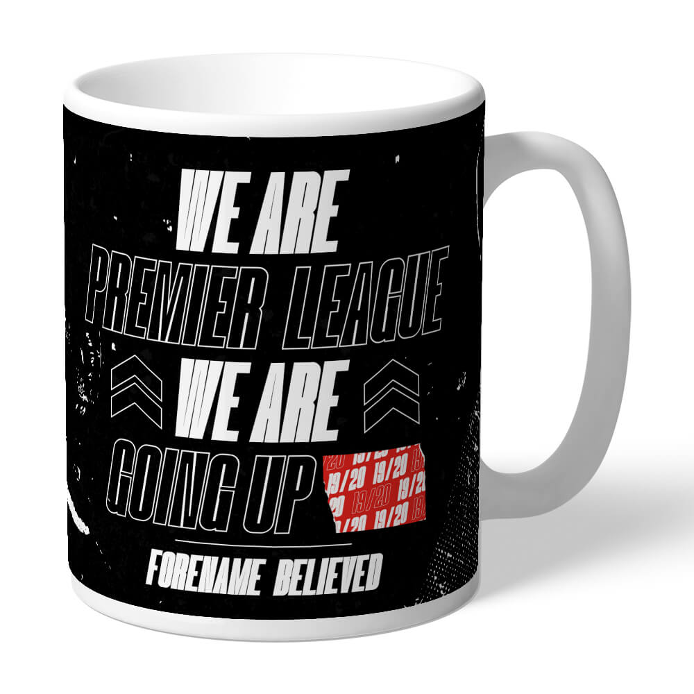 Fulham FC We Are Premier League Mug