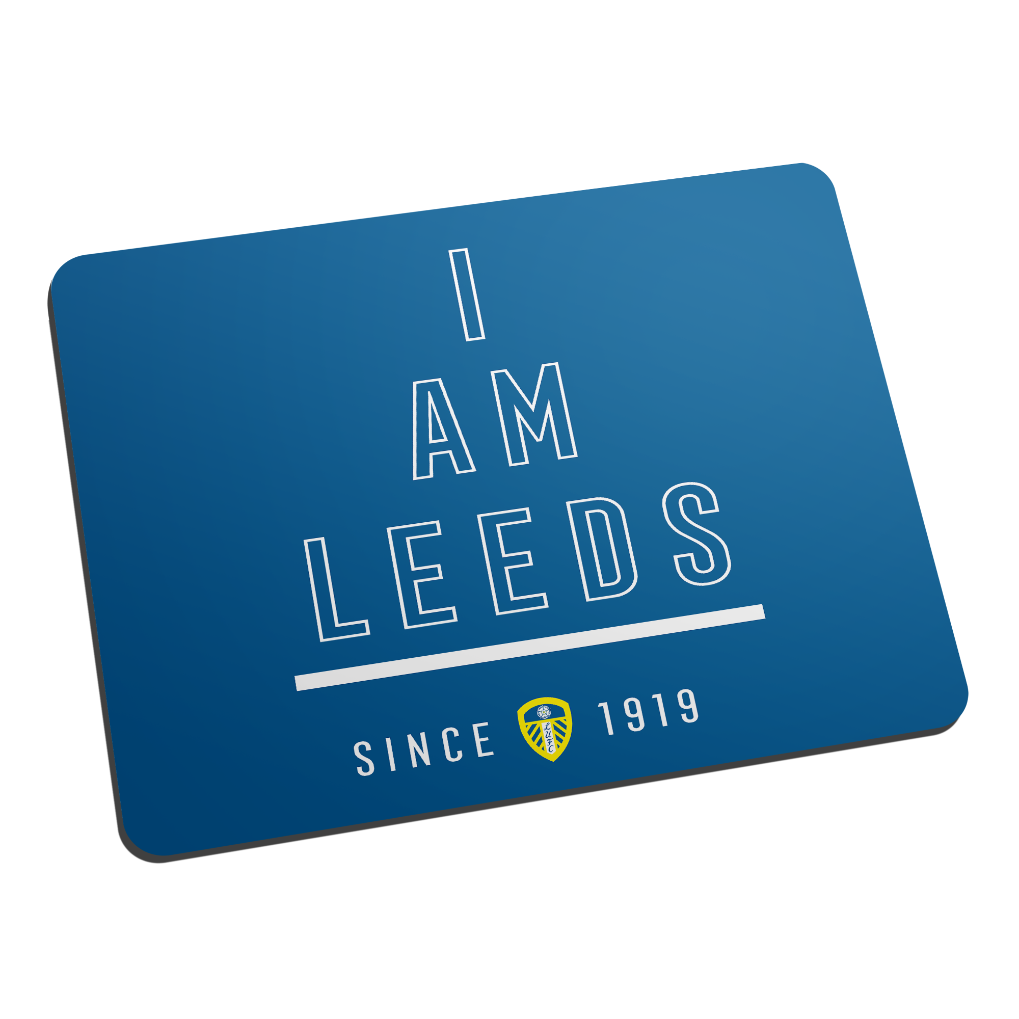 Leeds United FC I Am Mouse Mat