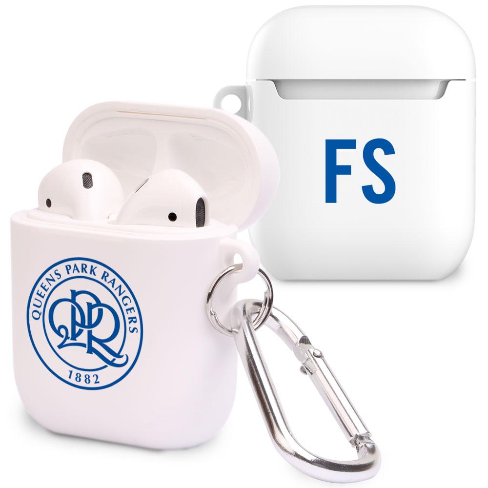 Queens Park Rangers FC Initials Airpod Case