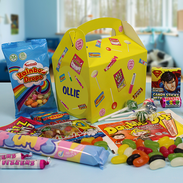 Kids Sweet Box