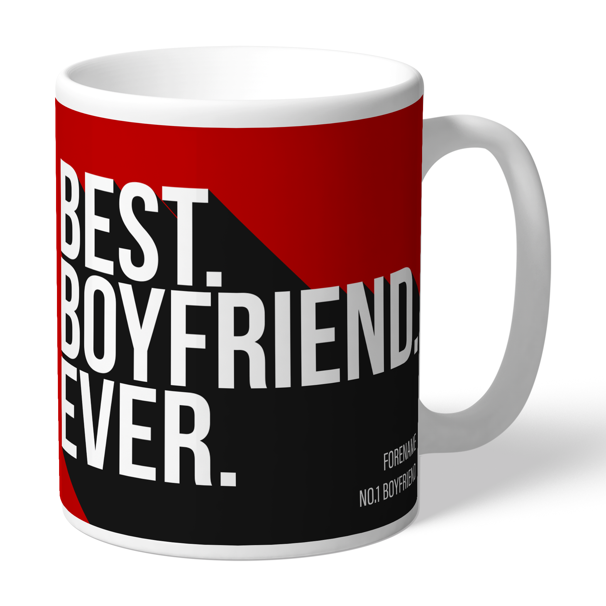 Brentford Best Boyfriend Ever Mug
