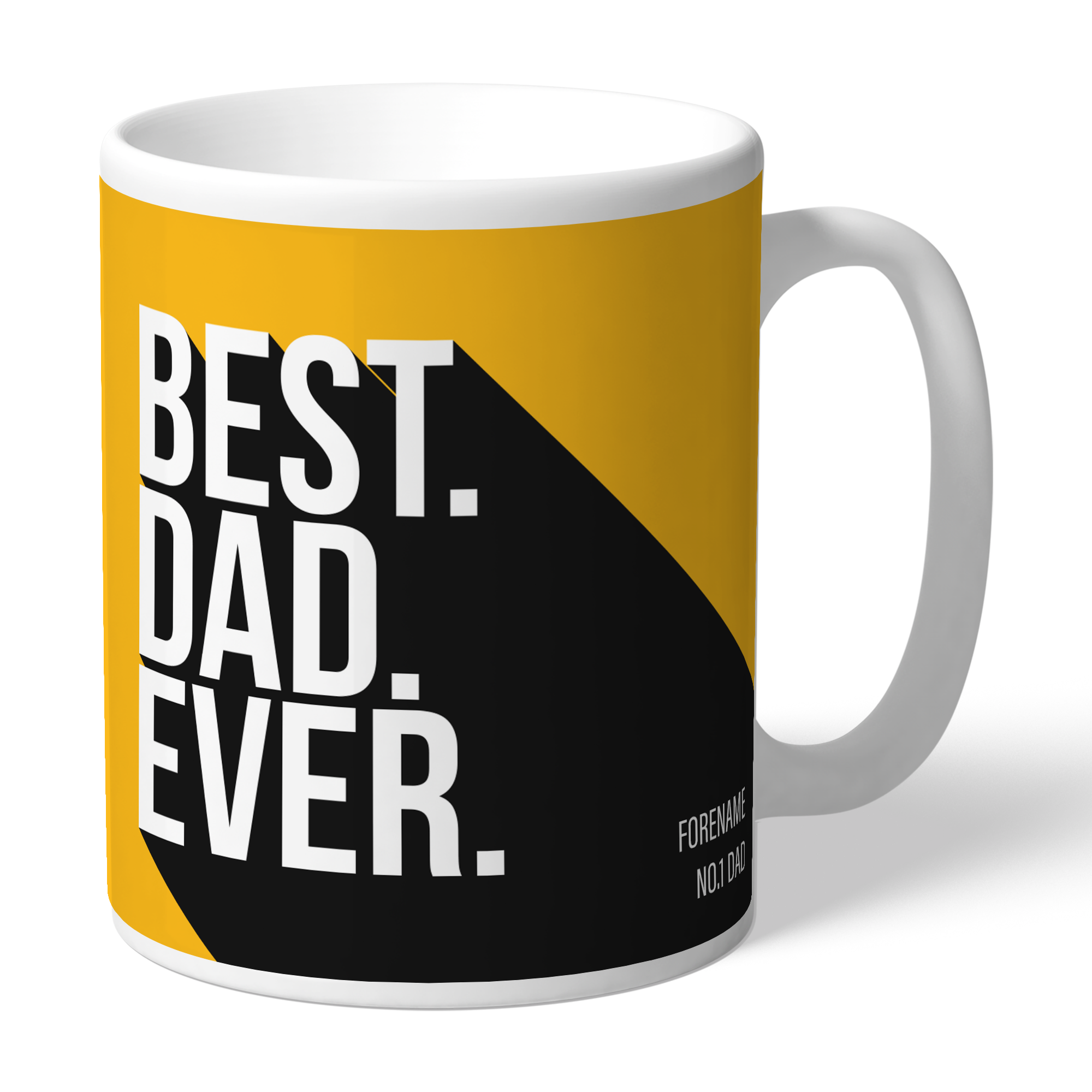Wolverhampton Wanderers Best Dad Ever Mug
