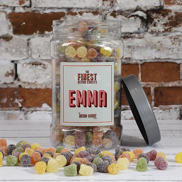 Jelly Tots Sweet Jar