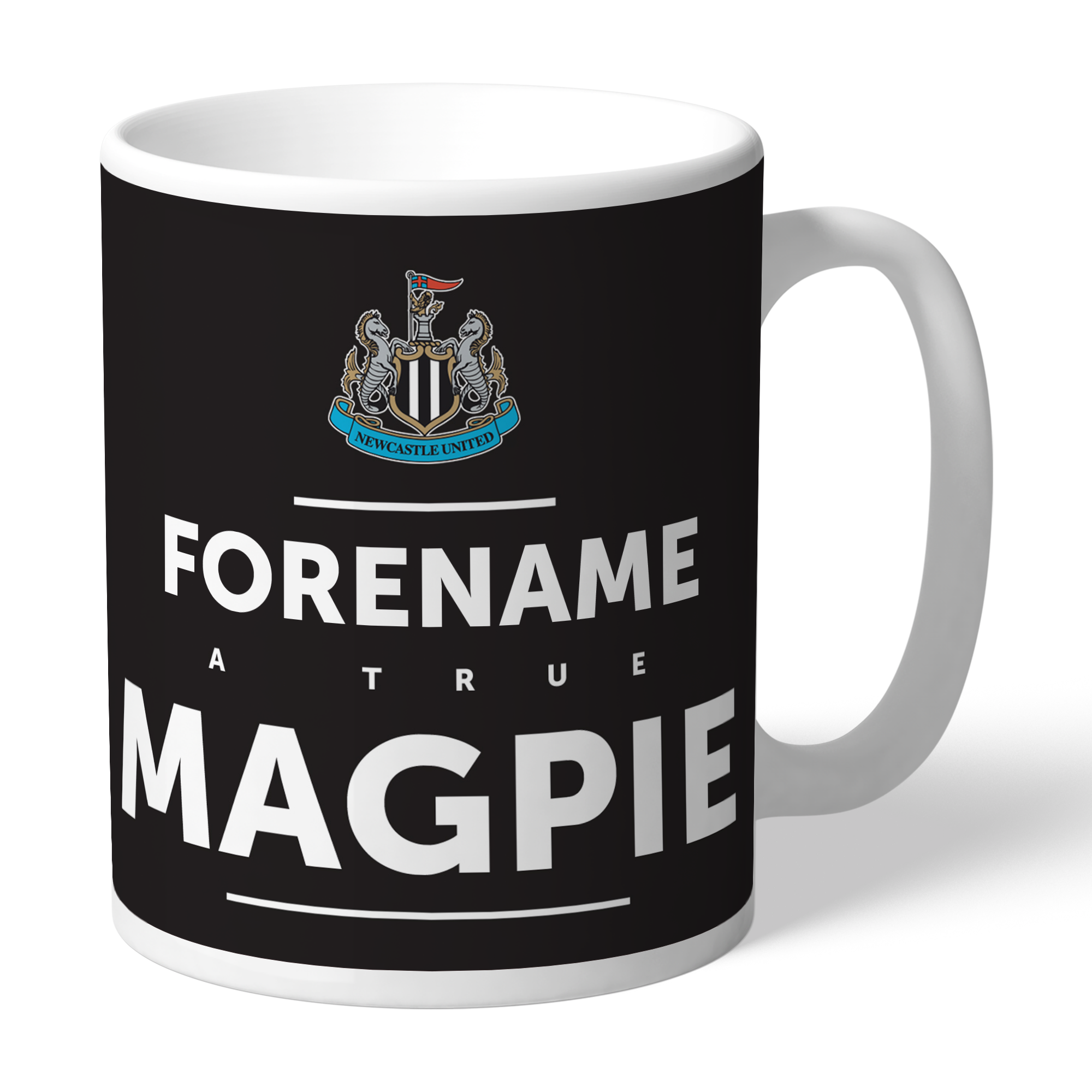 Newcastle United FC True Mug