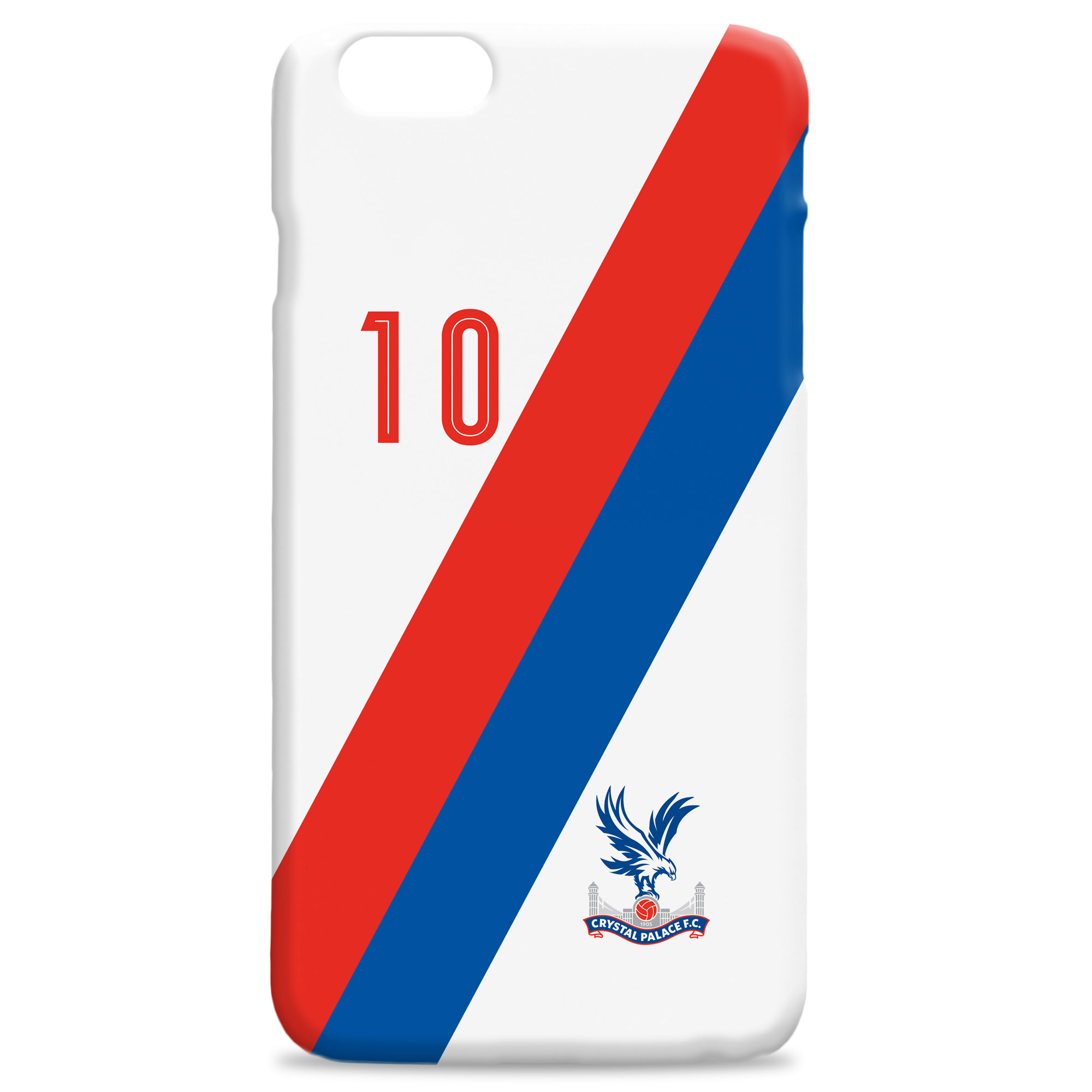 Crystal Palace Stripe Hard Back Phone Case