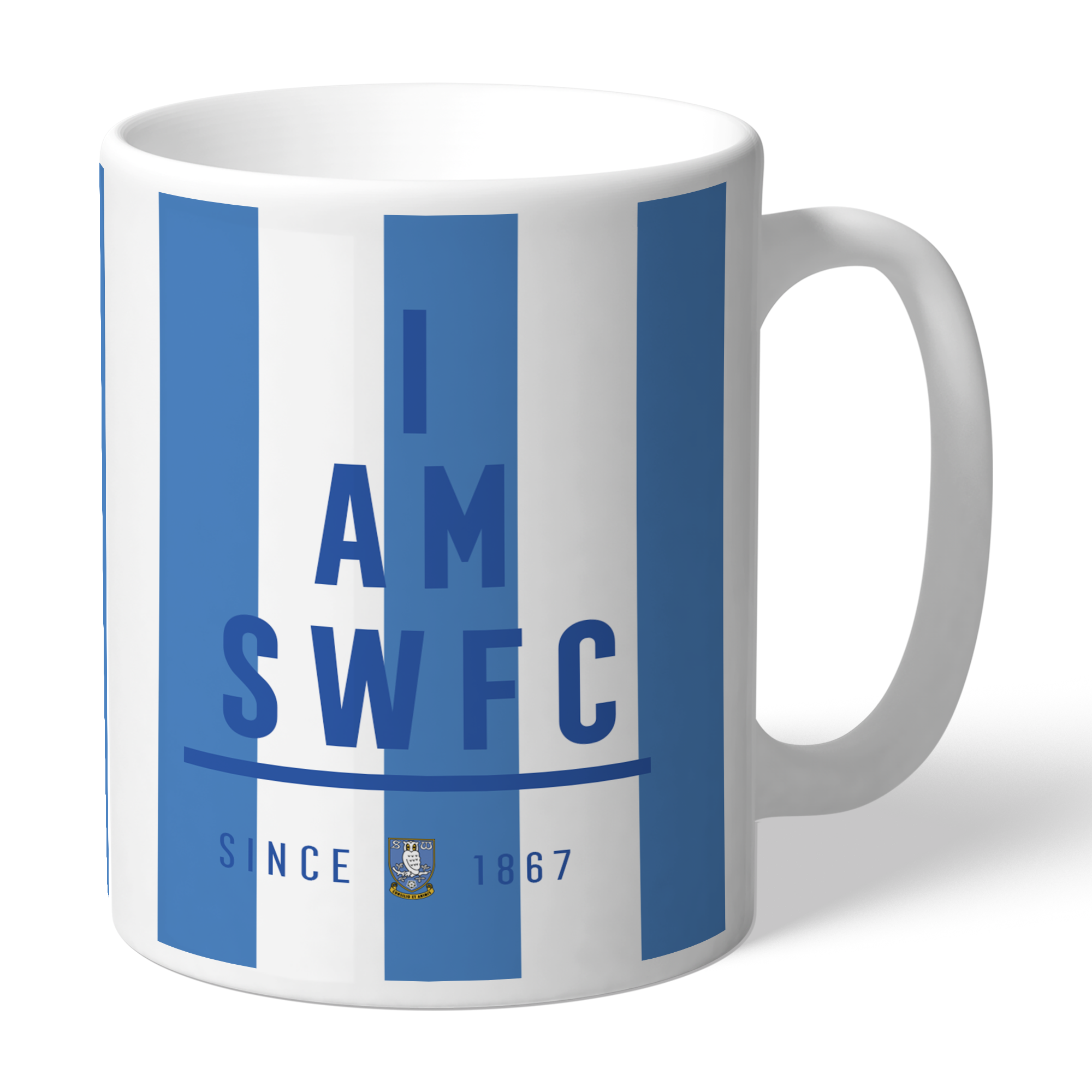 Sheffield Wednesday I Am Mug