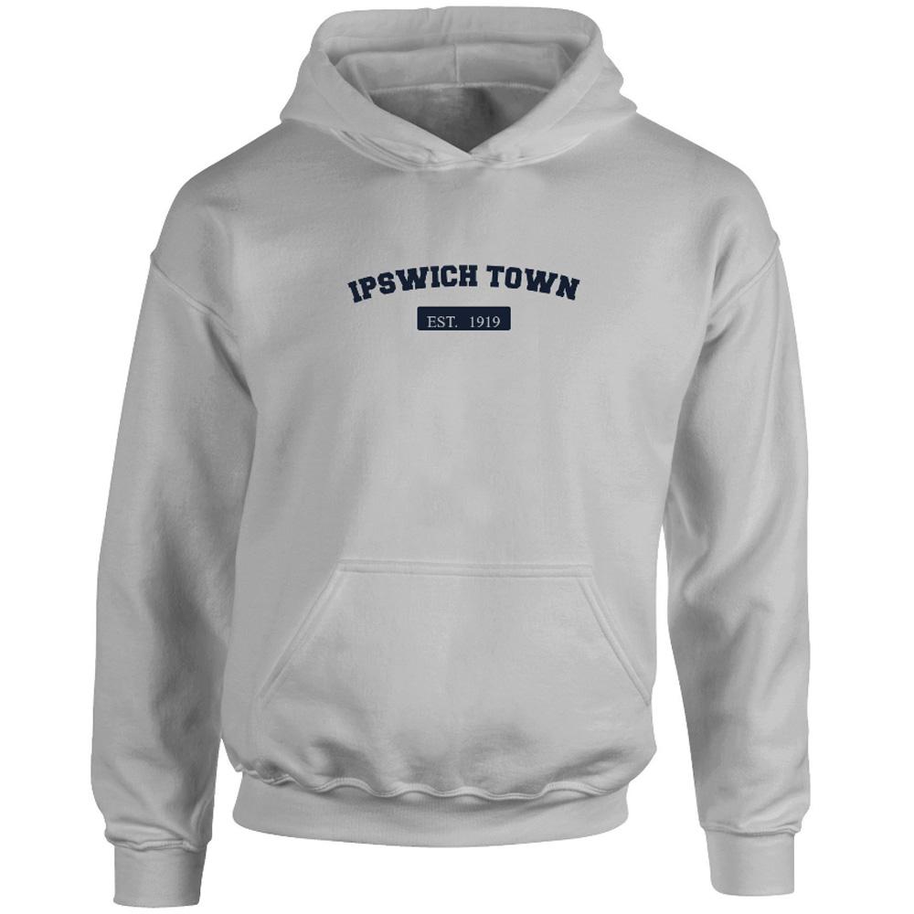 Ipswich Town FC Varsity Established Hoodie