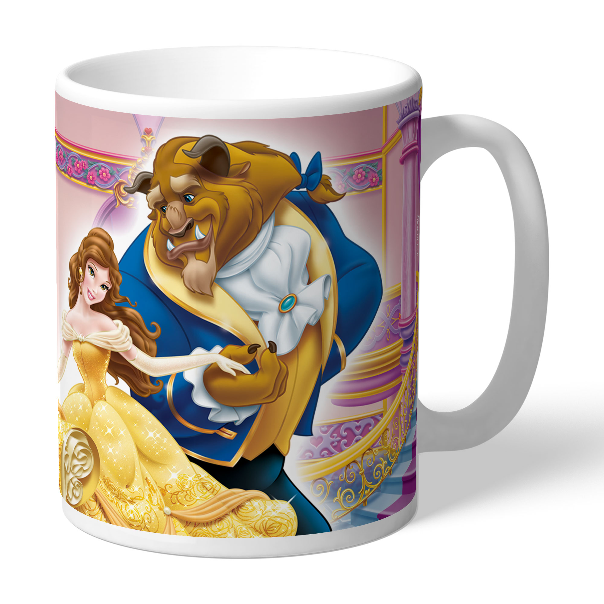 Beauty and The Beast Dance Mug