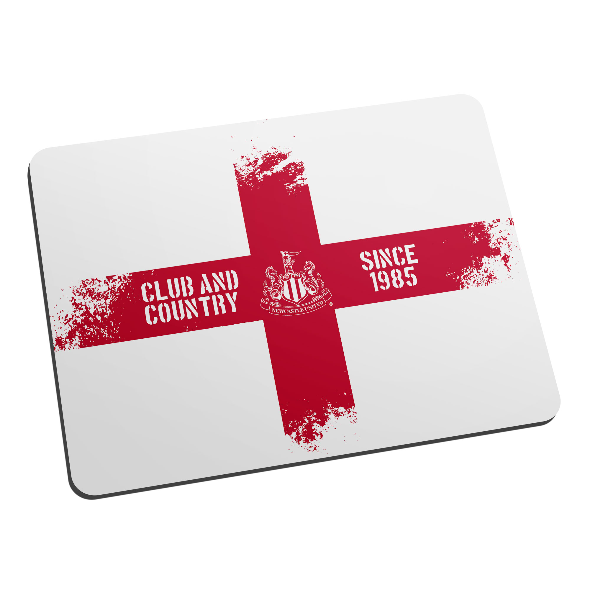 Newcastle United FC Club and Country Mouse Mat