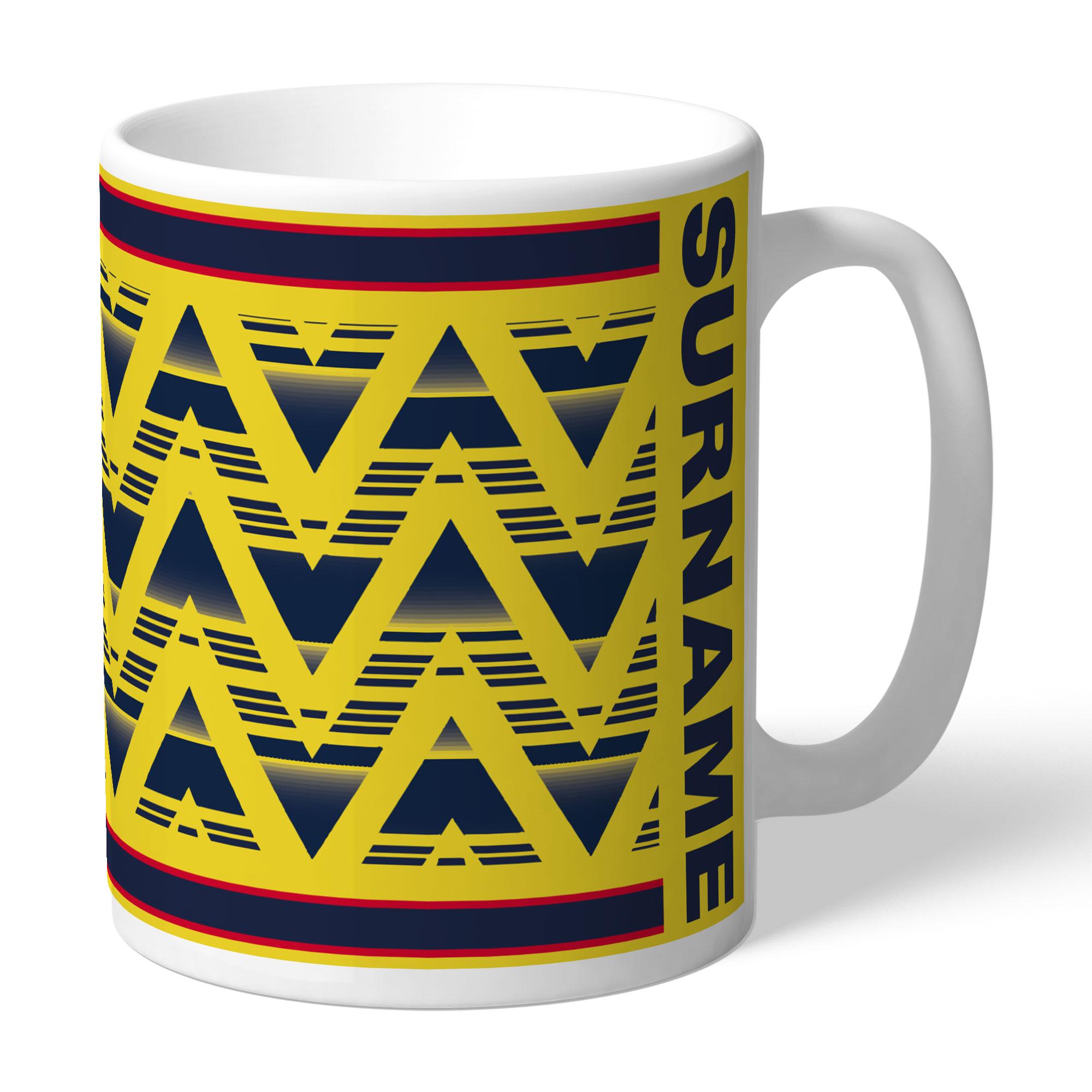Arsenal FC Bruised Banana Mug