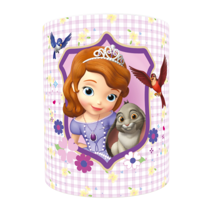 Disney Sofia The First Sofia And Clover Mug
