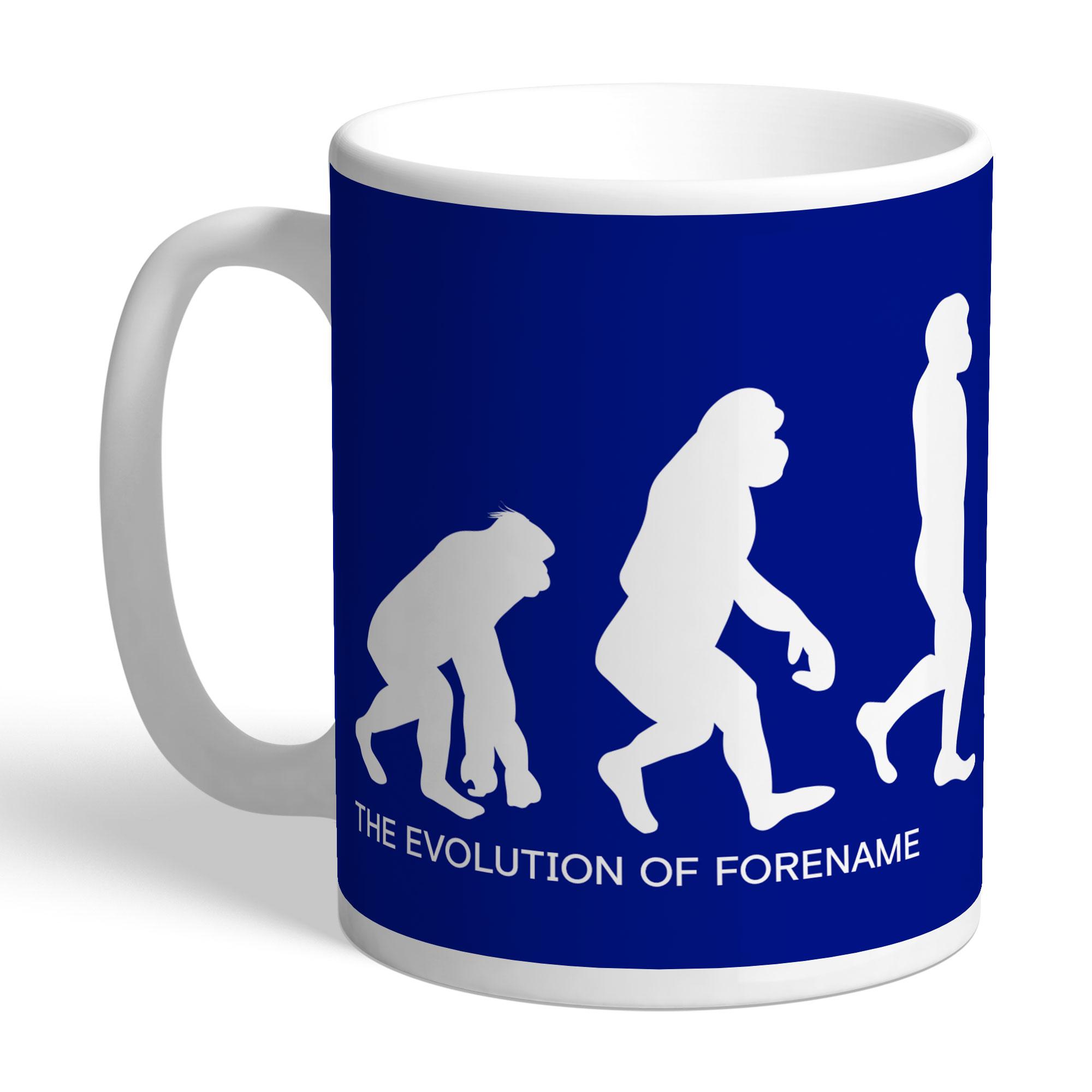 Chelsea FC Evolution Mug