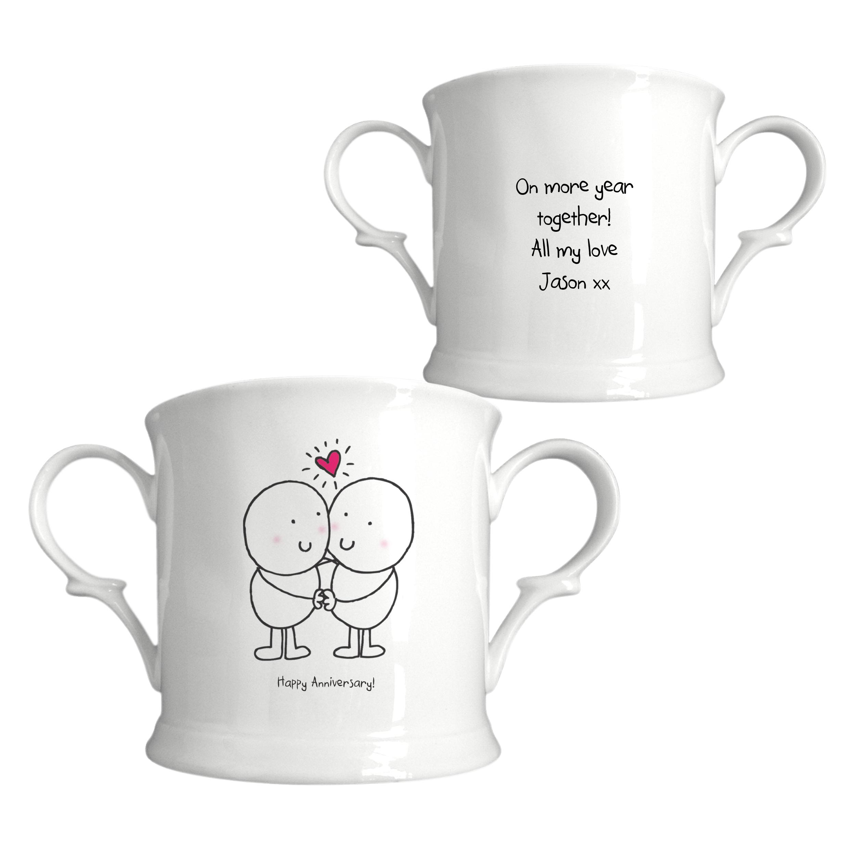 Chilli & Bubbles Anniversary Loving Cup