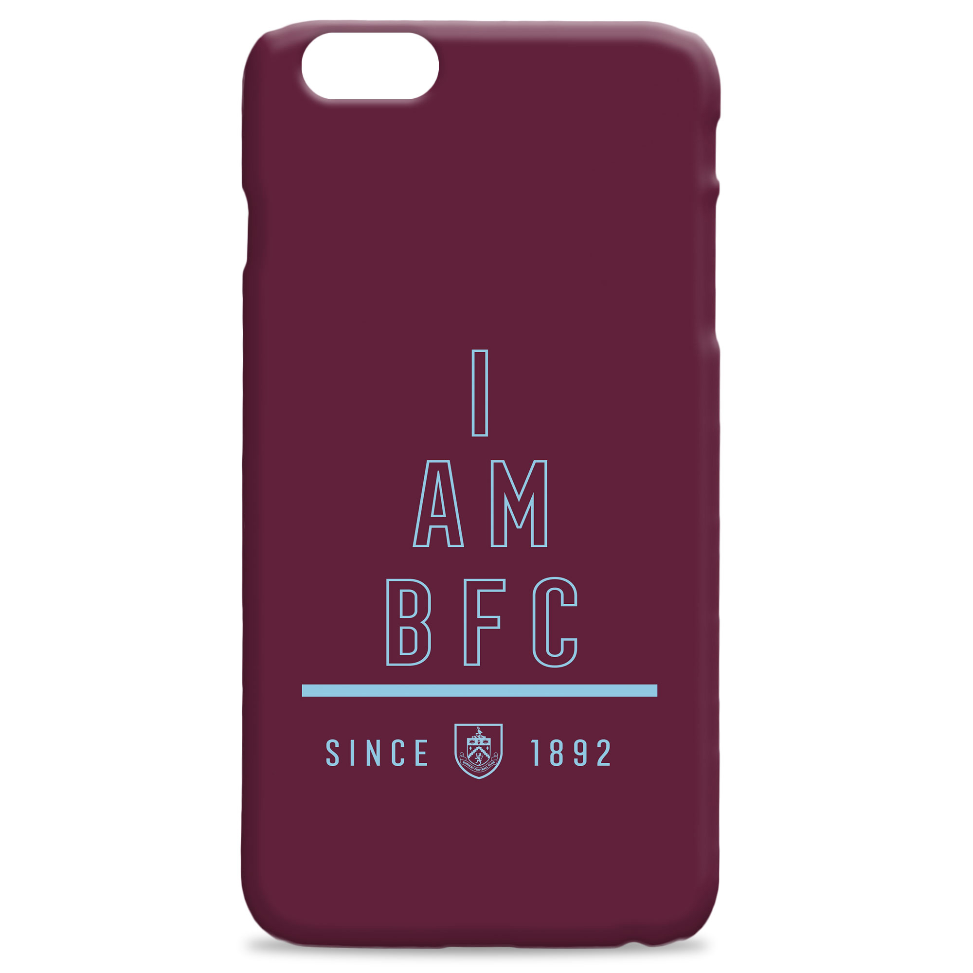 Burnley FC I Am Phone Case