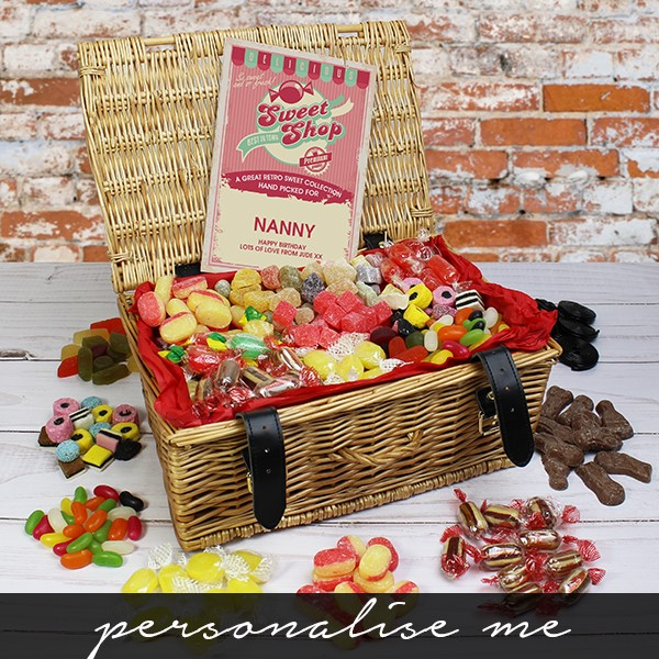 Grandpas Old Fashioned Sweets Hamper