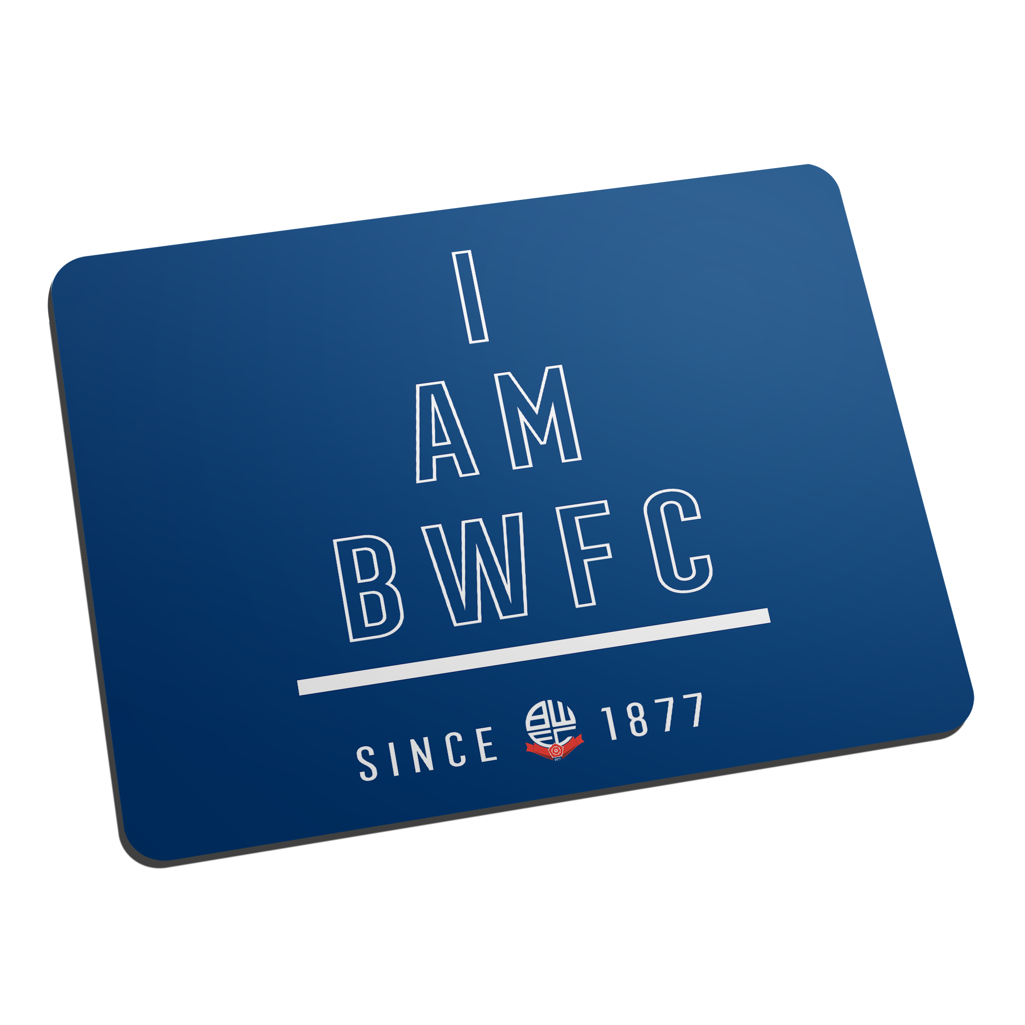 Bolton Wanderers I Am Mouse Mat