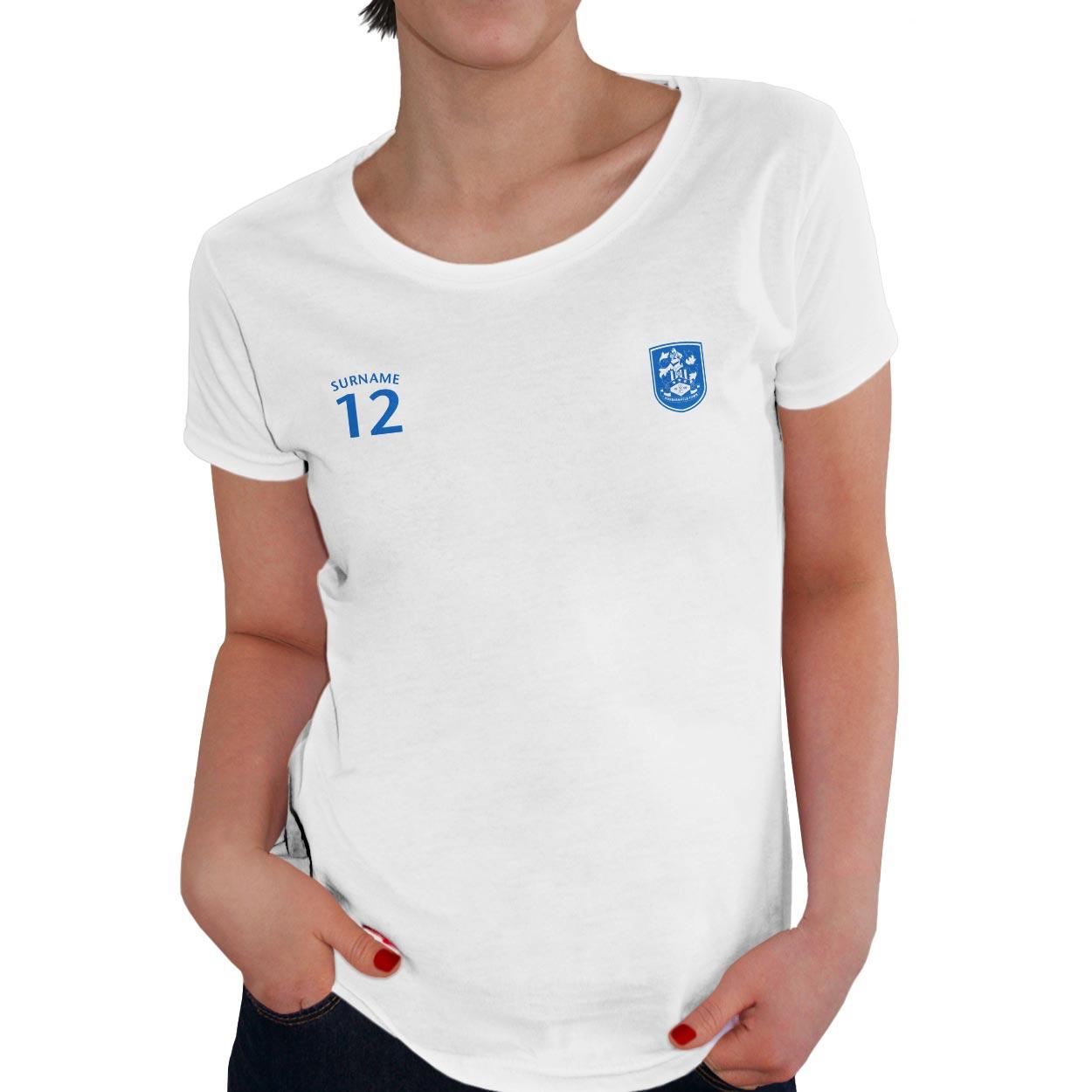 Huddersfield Town Ladies Sports T-Shirt