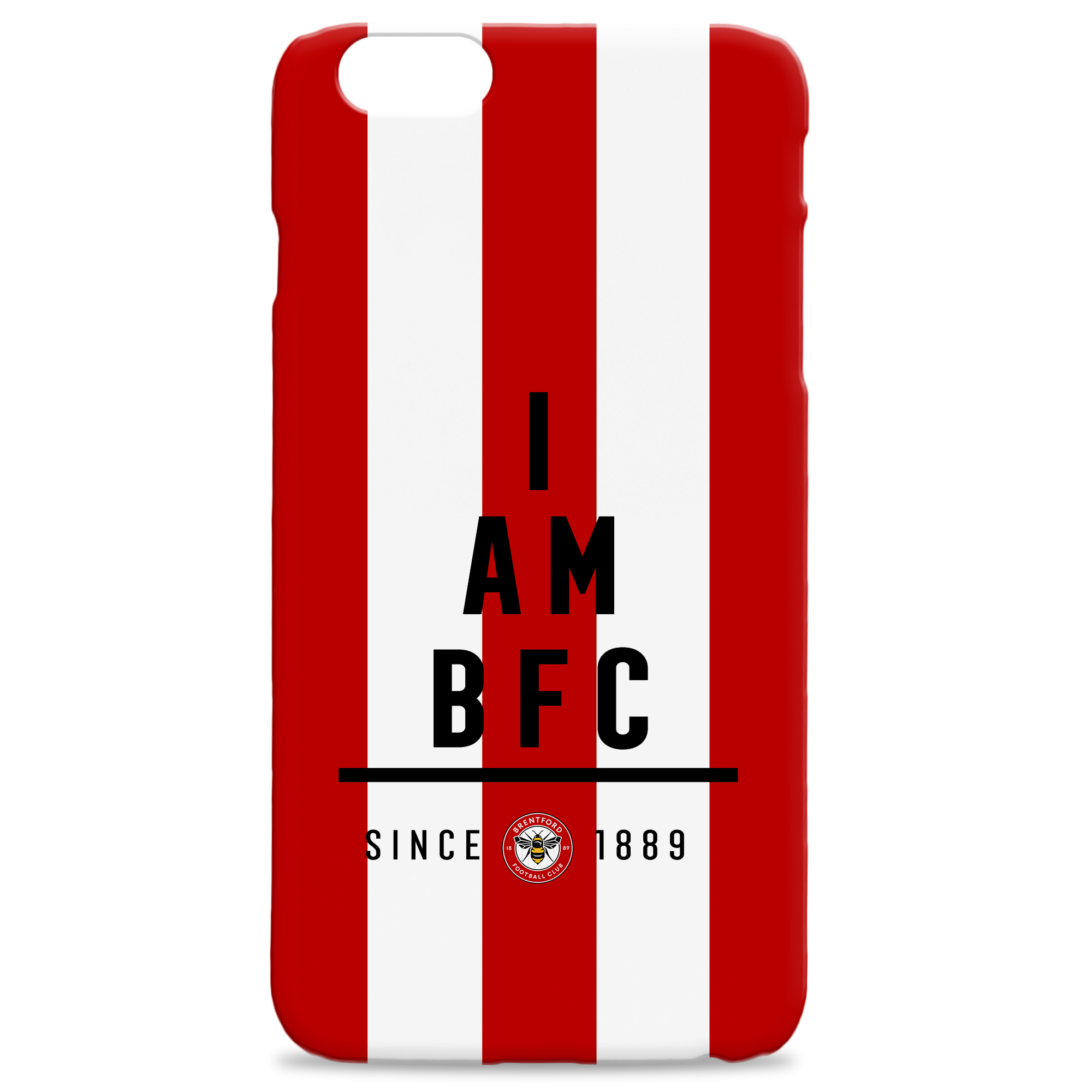 Brentford I Am Phone Case