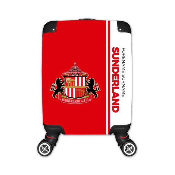 Sunderland Crest Kid's Suitcase