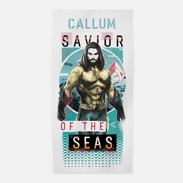 Aquaman™ Saviour of the Seas Towel
