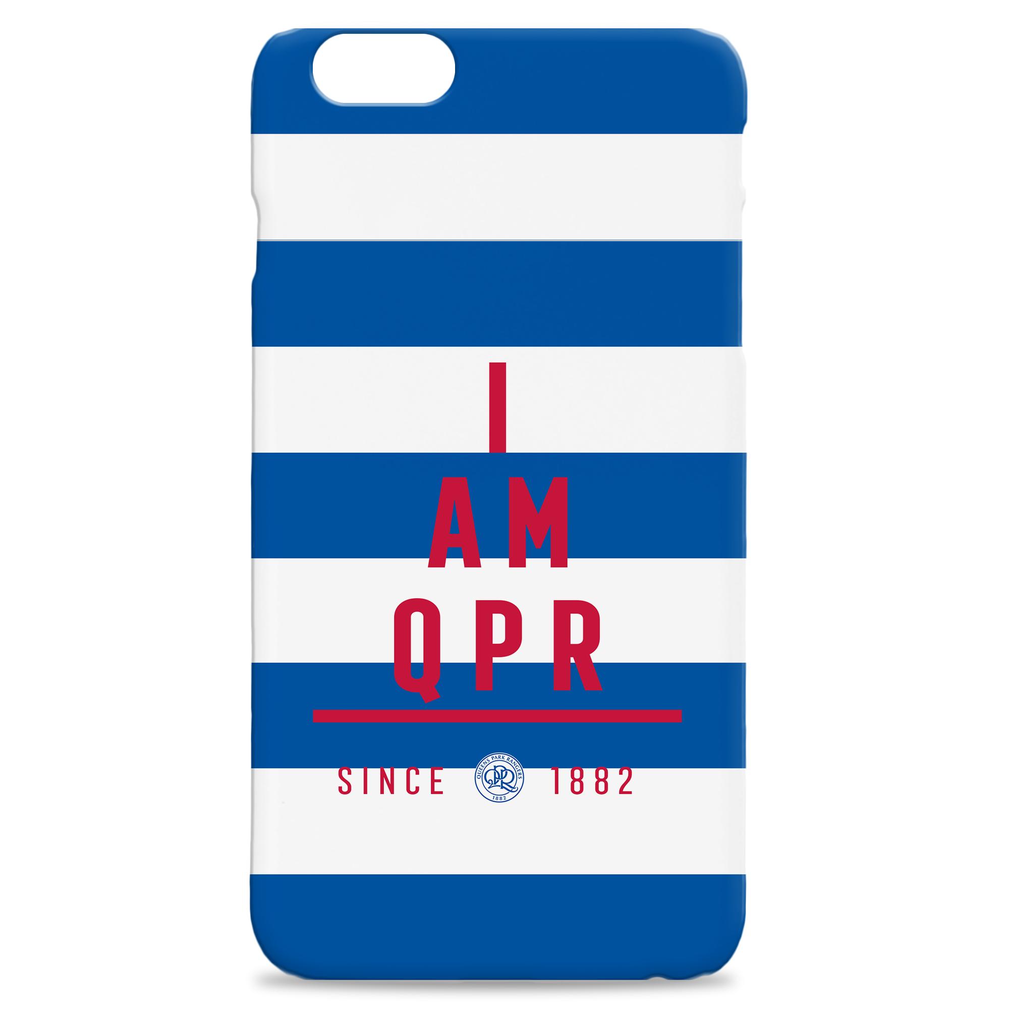 Queens Park Rangers I Am Phone Case