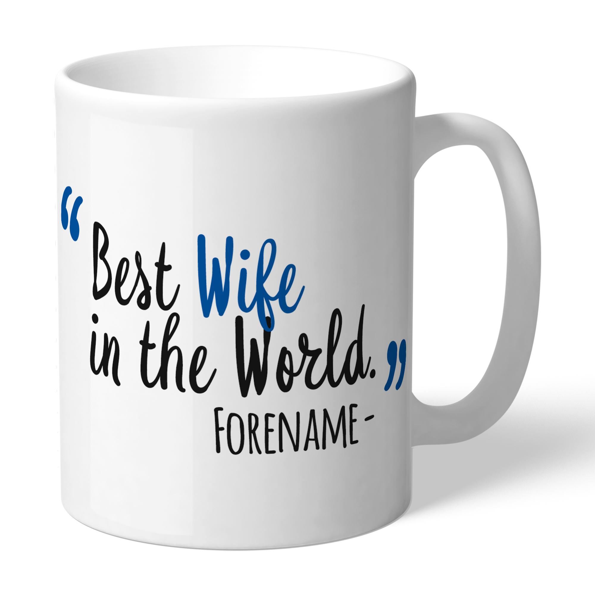 Reading Best Wife In The World Mug