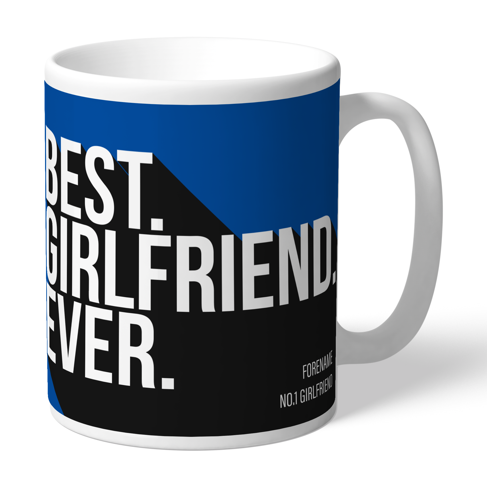 Reading Best Girlfriend Ever Mug