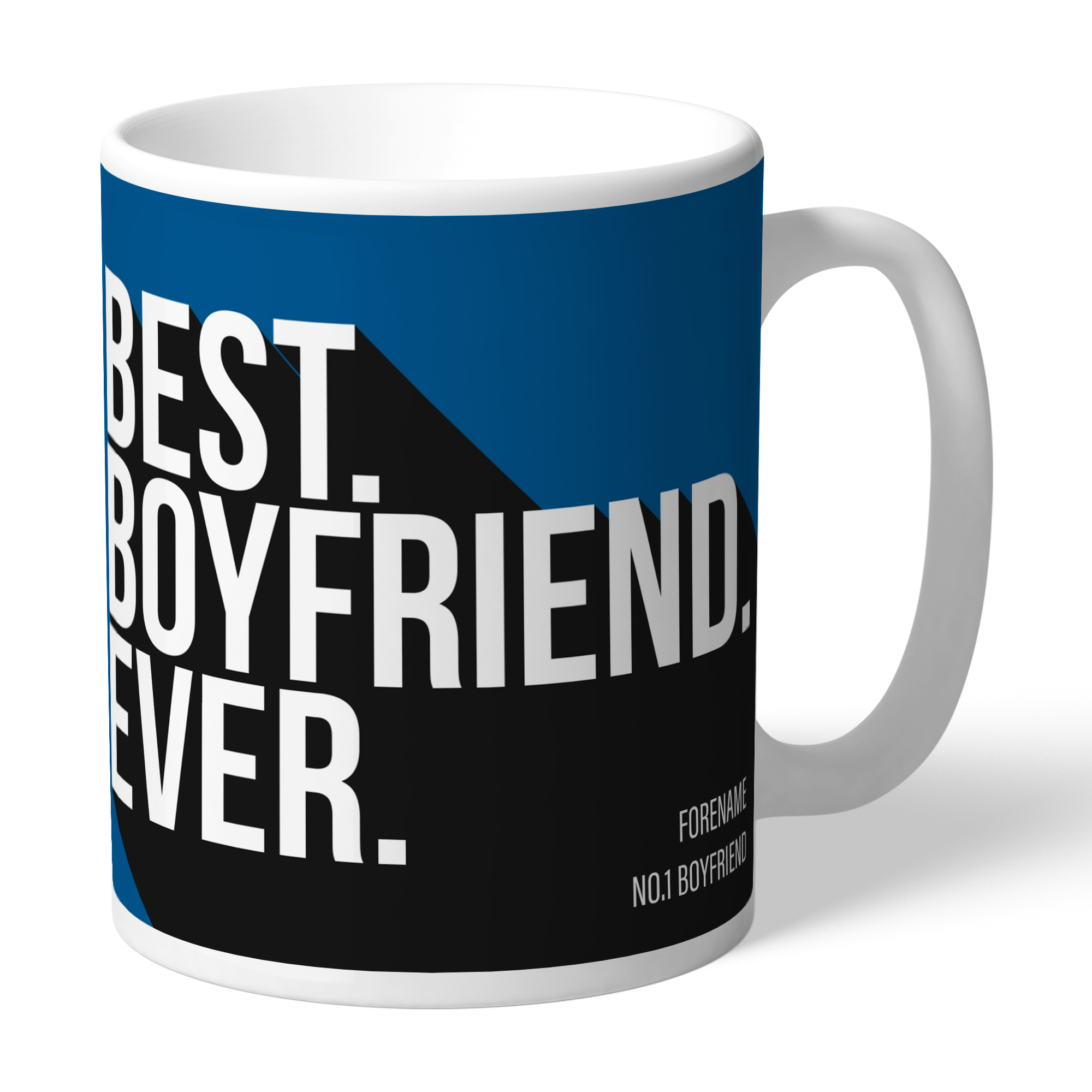 Leeds United Best Boyfriend Ever Mug
