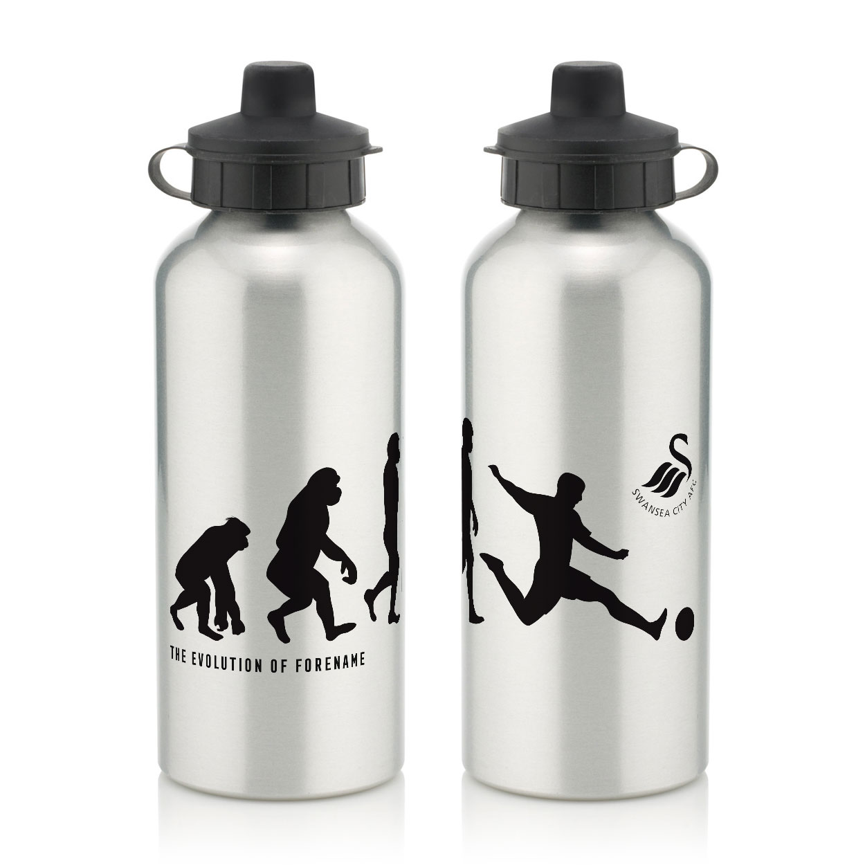 Swansea City AFC Evolution Water Bottle