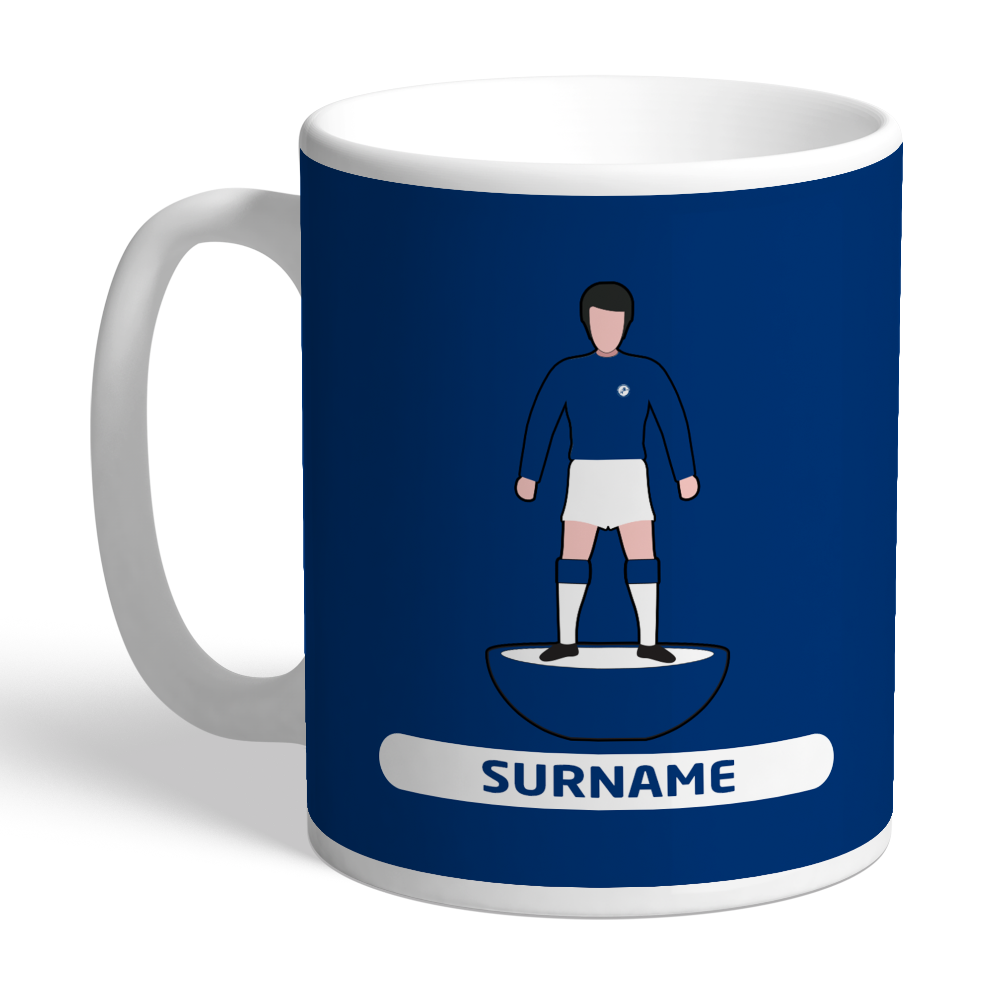Millwall Player Figure Mug