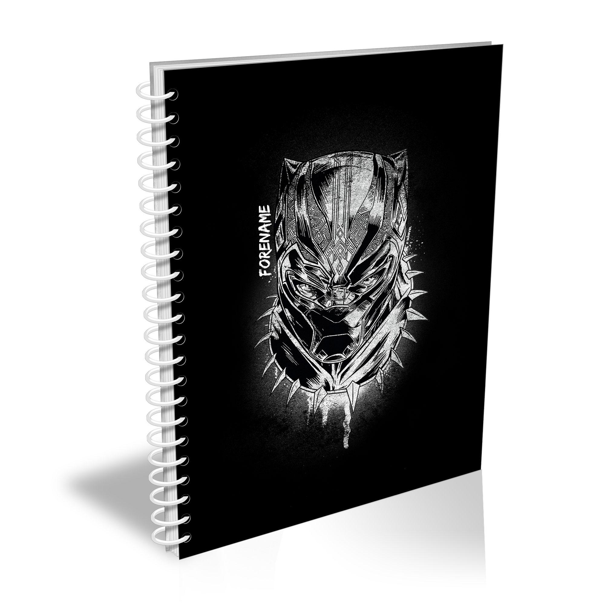Marvel Black Panther Sketch A5 Notepad