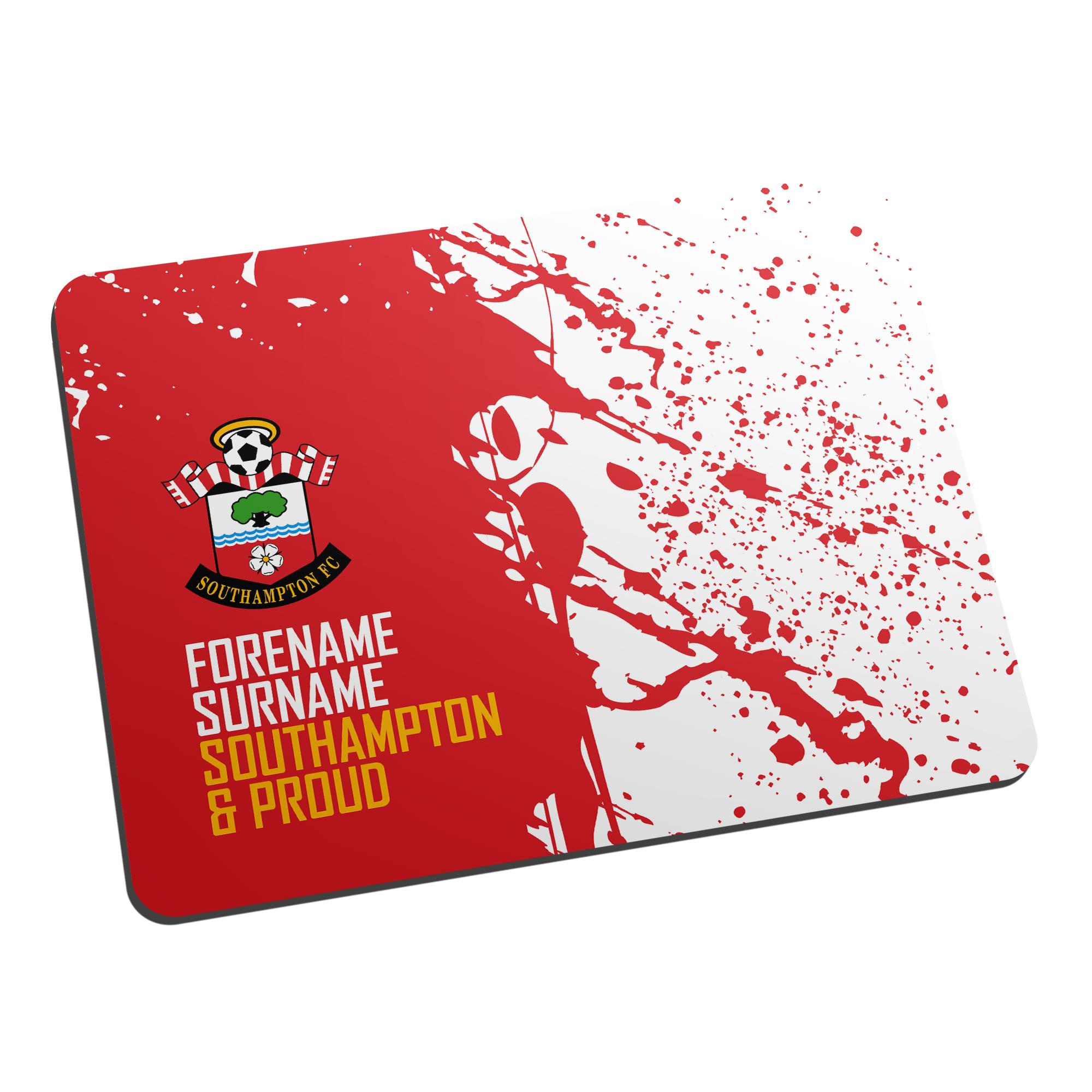 Southampton FC Proud Mouse Mat