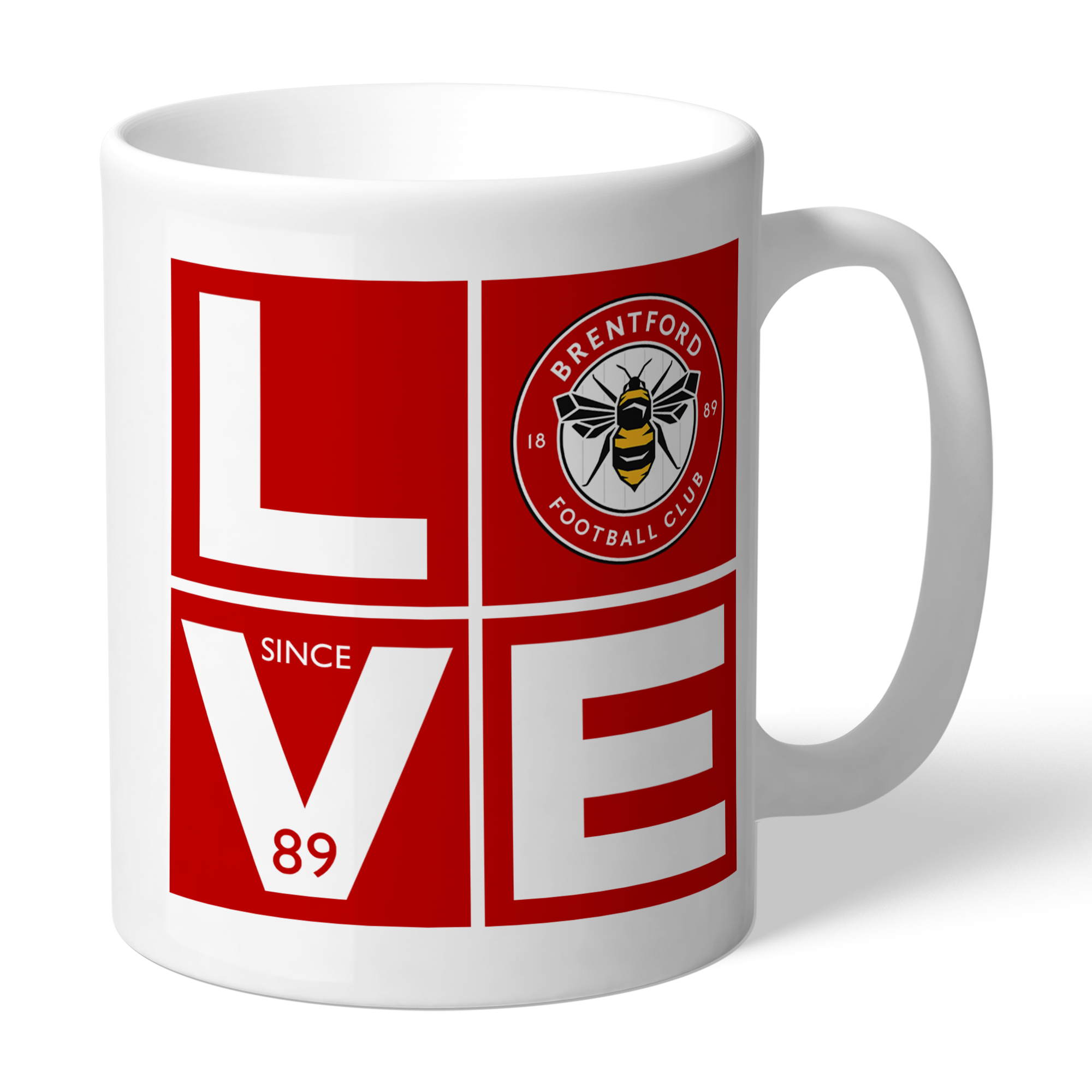 Brentford Love Mug