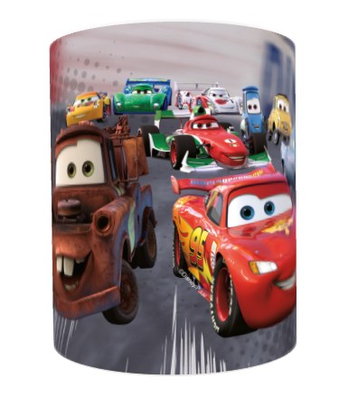 Disney Cars Lightning McQueen Mug