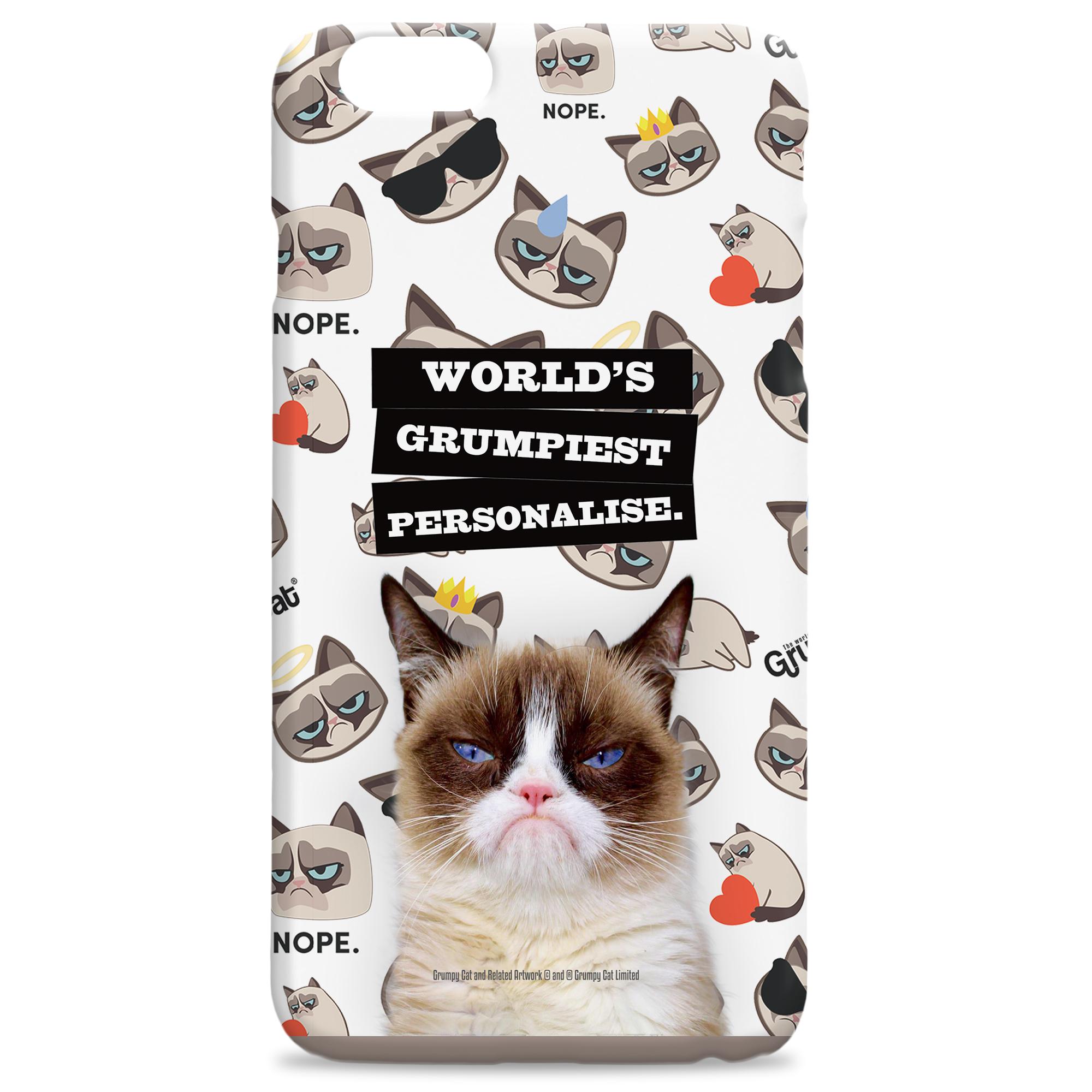 Grumpy Cat - World's Grumpiest Case