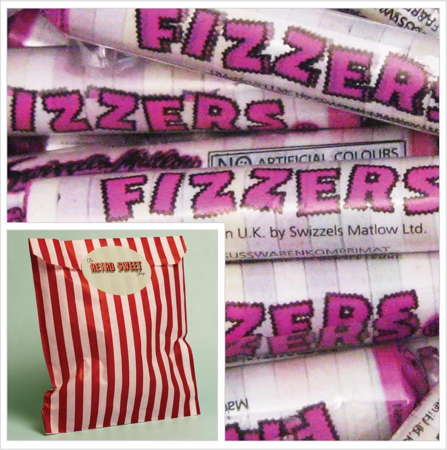 Fizzers Sweet Bag