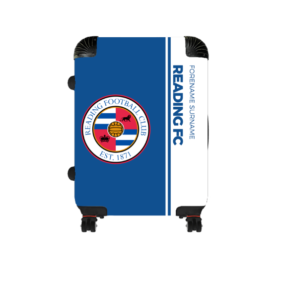Reading FC Crest Cabin Suitcase