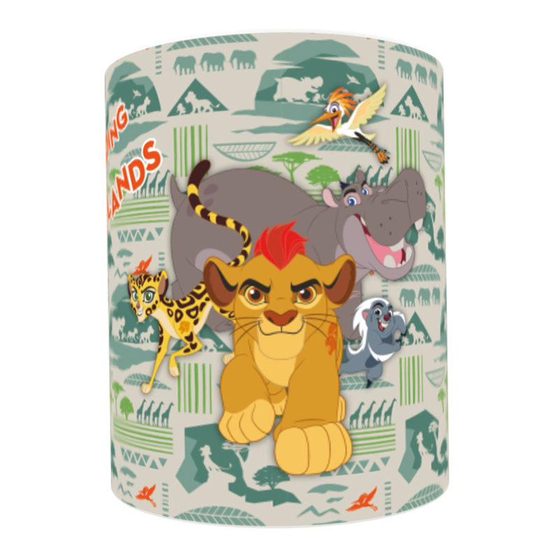 Disney The Lion Guard Group Defending The Pride Lands Mug
