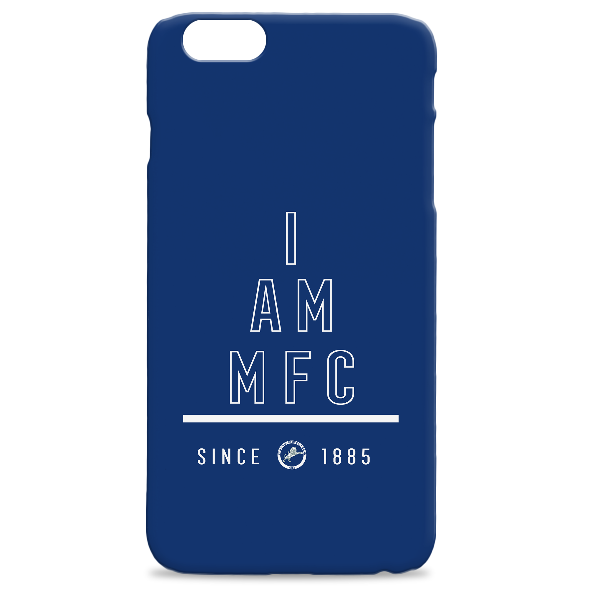 Millwall I Am Phone Case