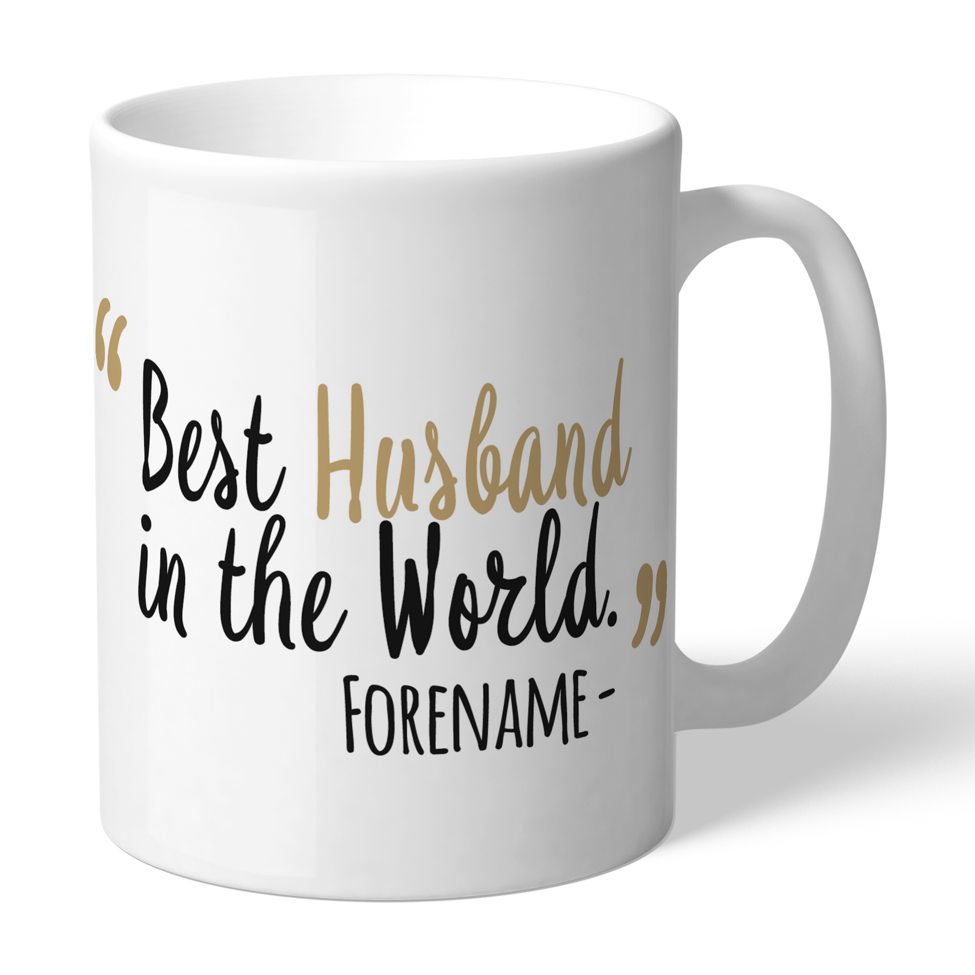 Newcastle United FC Best Husband In The World Mug