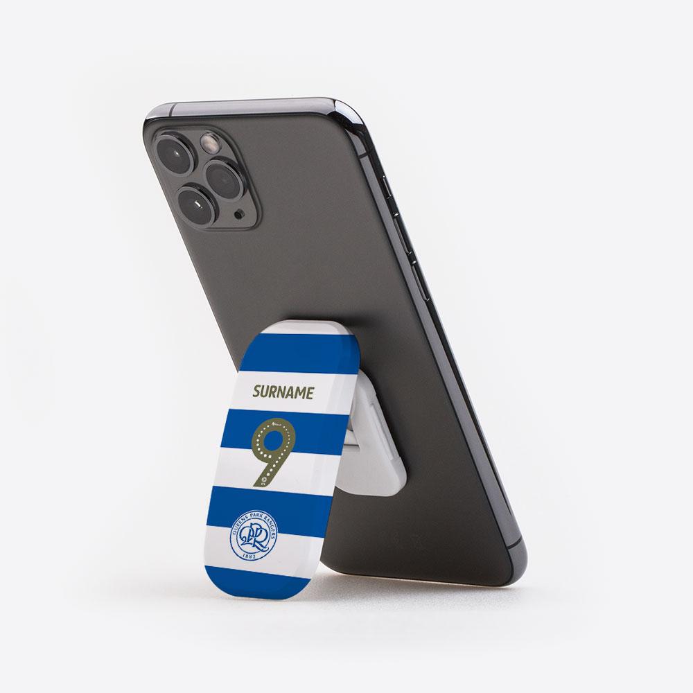 Queens Park Rangers FC Back of Shirt Clickit - Gloss