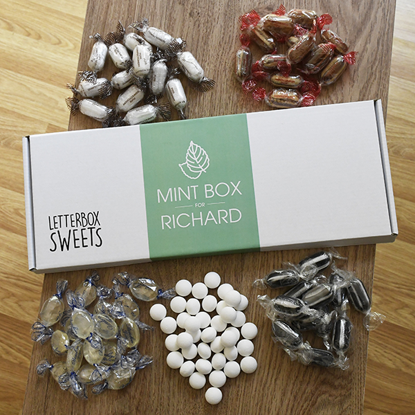 Mint Collection - Letterbox Sweets