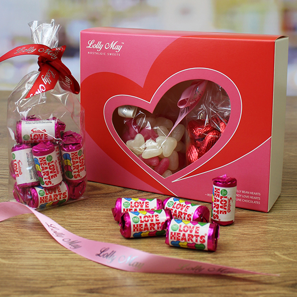 Lolly May - Valentine Sweet Box